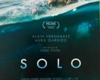 Cartel de promoción del filme