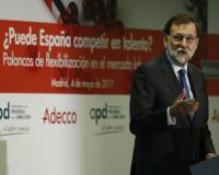 Mariano Rajoy (Fotografía: Pool Moncloa/Diego Crespo)