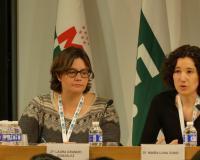 Laura Granizo y María Luna Chao