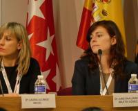 Laura Alonso y Cristina Izaskun
