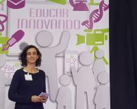 Silvia Prieto, en SIMO 2017 (Redacción y fotografías: Luis Miguel Belda)