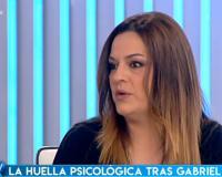 Susana Laguna, en TVE (Redacción: Luis Miguel Belda)