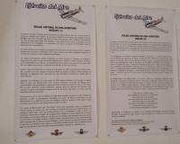 Paneles de la exposición de Huelva