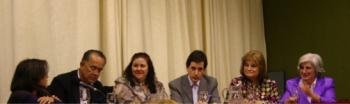 Presentación del libro del Grado en Periodismo Álvaro de Diego